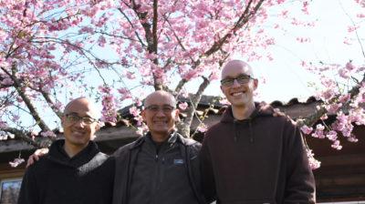 Brother Chan Phap Lieu - Healing Spring Monastery - Paris - Plum Village